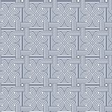 Vector seamless pattern without background. Vector geometric seamless pattern without background, scalable, colorable. EPS 8 format, can be opened by latest Stock Photos