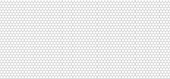 Vector Seamless Pattern, Black and White Grid, Background. vector illustration