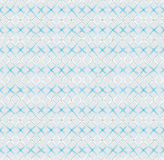 Vector seamless pattern, blue textured Stock Images