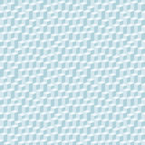 Vector seamless pattern - blue urban texture Royalty Free Stock Photo