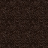 Vector Seamless Pattern. Brown Fur Background. Stock Photos