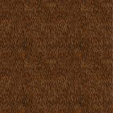 Vector Seamless Pattern. Brown Fur Background. Vector Short Brown Fur Background. Seamless Pattern for Print Design. Animal Skin. Digital Illustration Royalty Free Stock Photos