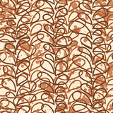 Vector seamless pattern of colored vines Stock Images