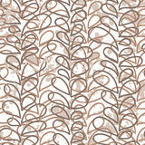 Vector seamless pattern of colored vines Royalty Free Stock Image