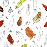 Vector seamless pattern vector illustration