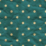 Vector seamless pattern, craft paper Royalty Free Stock Image