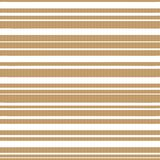 Vector seamless pattern of craft paper backround with white stripes. Vector seamless pattern of craft paper texture backround with white different stripes in Stock Image