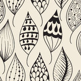 Vector Seamless Pattern Stock Images