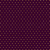 Vector seamless pattern with dots of gold and dark. Gold dots, sparkles, shining dots stock illustration