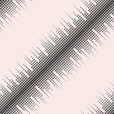 Vector Seamless Pattern. Dynamic Visual Effect, Modern Simple Do Stock Image