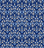Vector seamless pattern in Eastern style. Stock Photo