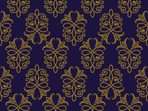 Vector seamless pattern in eastern style Stock Photos