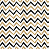 Vector seamless pattern with fabric zig zag texture Royalty Free Stock Photography
