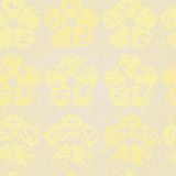 Vector seamless pattern. Floral background Royalty Free Stock Photos