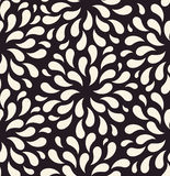 Vector seamless pattern. Flower vintage Royalty Free Stock Photo