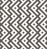 Vector seamless pattern. Geometric texture. Stock Photography