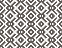 Vector seamless pattern. Geometric texture. Royalty Free Stock Image