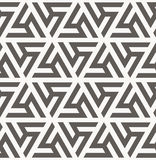 Vector seamless pattern. Geometric texture. Stock Photos
