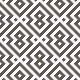 Vector seamless pattern. Geometric texture. Royalty Free Stock Photos