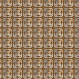 Vector seamless pattern geometrical background Royalty Free Stock Photo