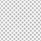 Vector seamless pattern, graphic illustration Stock Photos
