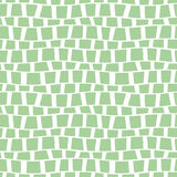 Vector seamless pattern, graphic illustration Royalty Free Stock Image
