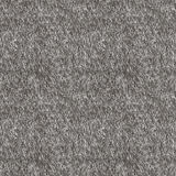Vector Seamless Pattern. Gray Fur Background. Royalty Free Stock Photos