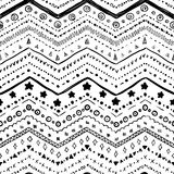 Vector seamless pattern Royalty Free Stock Image