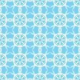 Vector seamless pattern with ice pattern on glass. Winter background. EPS10 stock illustration