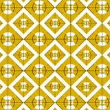 Geometry japan pattern Royalty Free Stock Photo