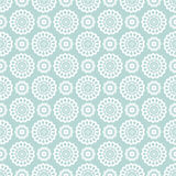 Vector seamless pattern with lace elements. Stock Photography