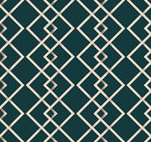 Vector seamless pattern line vintage . Stock Images