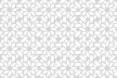 Vector seamless pattern of matting bands. White texture. Stock Image