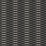 Vector seamless pattern with mesh, lattice, fabric. Subtle dark background. Vector seamless pattern with horizontally elongated mesh, lattice, fabric. Abstract royalty free illustration