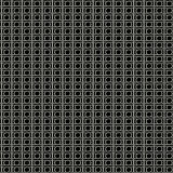 Vector seamless pattern - metal background Royalty Free Stock Photos