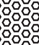 Vector seamless pattern. Modern clasical texture. Repeating geom Royalty Free Stock Photos