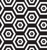 Vector seamless pattern. Modern clasical texture. Repeating geom Royalty Free Stock Photo