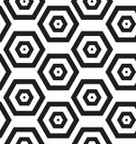 Vector seamless pattern. Modern clasical texture. Repeating geom Stock Photos