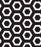 Vector seamless pattern. Modern clasical texture. Repeating geom Stock Photography