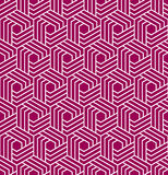 Vector seamless pattern. Modern geometric texture. Repeating abstract background Stock Images