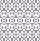 Vector seamless pattern. Modern geometric texture. Repeating abstract background Stock Photos