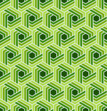 Vector seamless pattern. Modern geometric texture. Royalty Free Stock Photography