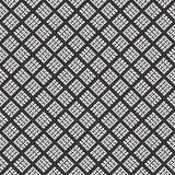 Vector seamless pattern. Modern stylish abstract texture. Repeating geometric tiles. Endless, array. Vector seamless pattern. Modern stylish abstract texture Royalty Free Illustration