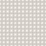 Vector seamless pattern. Modern stylish abstract texture. Repeating geometric tiles Royalty Free Stock Photo