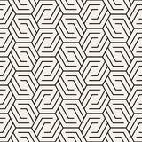 Vector seamless pattern. Modern stylish abstract texture. Repeating geometric Vector Illustration