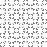 Vector seamless pattern. Modern stylish geometric texture. Regularly repeating parts of circles created from curved lines. Abstract background Royalty Free Stock Images