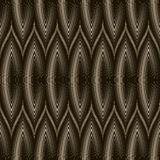Vector seamless pattern modern stylish texture geometric Royalty Free Stock Image
