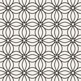 Vector seamless pattern. Modern stylish texture. Geometric striped ornament. Monochrome lattice. Vector seamless pattern. Modern stylish texture. Geometric vector illustration