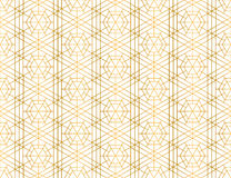 Vector seamless pattern. Modern stylish texture Stock Images
