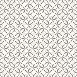 Vector seamless pattern. Modern stylish texture. Stock Images